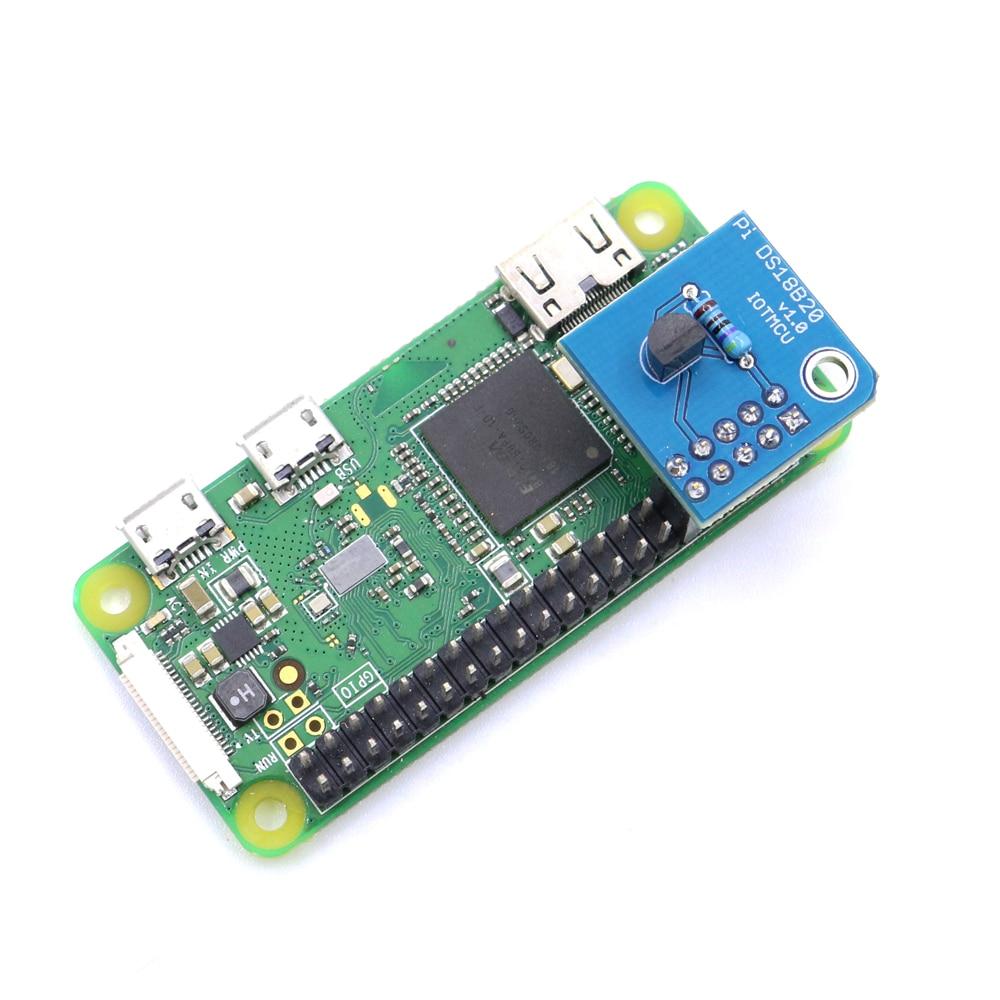 DS18B20 temperature sensor for Raspberry Pi in Demo Board Accessories from Computer Office
