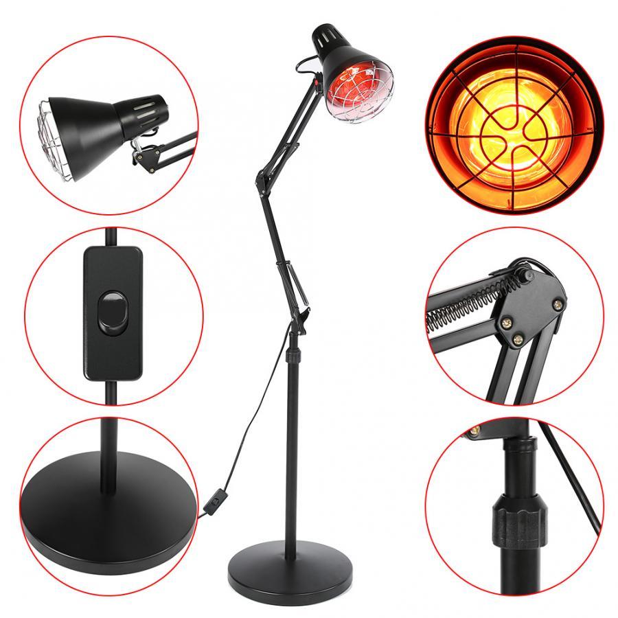 Infrared Muscle Relief Floor Lamp - Lamps & Lighting