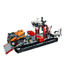 Building Blocks Compatible 42076-1 Hovercraft Technic Bricks Creativity Gifts Fit lepining Diy Toy Christmas Gift 2020pcs alien building blocks diy bricks toy