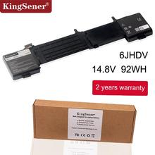 Laptop Battery Alienware DELL Kingsener for Alienware/17/R2/.. 92WH P43F 5046J YKWXX