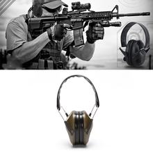 Casque de Force tactique réduction du bruit pliable chasse tir casque Anti-bruit casque antibruit protecteur auditif(China)