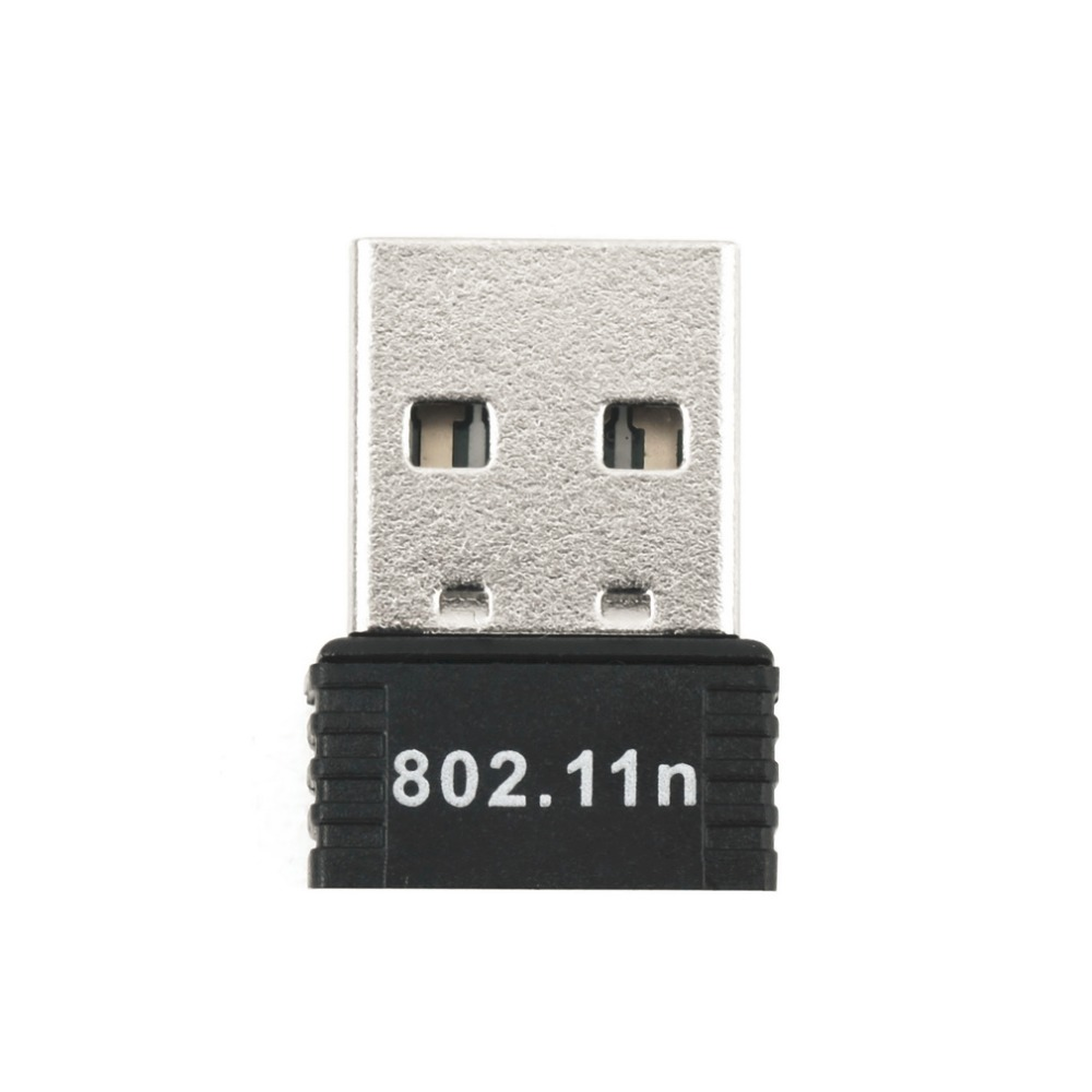 USB Wireless Wifi Adapter Built-in 2dB Antenna 150Mbps Network LAN Card Portable Mini Router For Desktop 802.11b/g/n