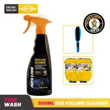 Жидкость для мытья шин 500 мл гидрооснова защитный гель автомобиля