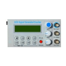 SGP1008S Embedded Panel DDS Function Signal Generator/Teaching Instrument Signal Frequency Counter with Adapter EU/US fy1000s function signal generator dds signal source 60mhz frequency counter dual ttl output