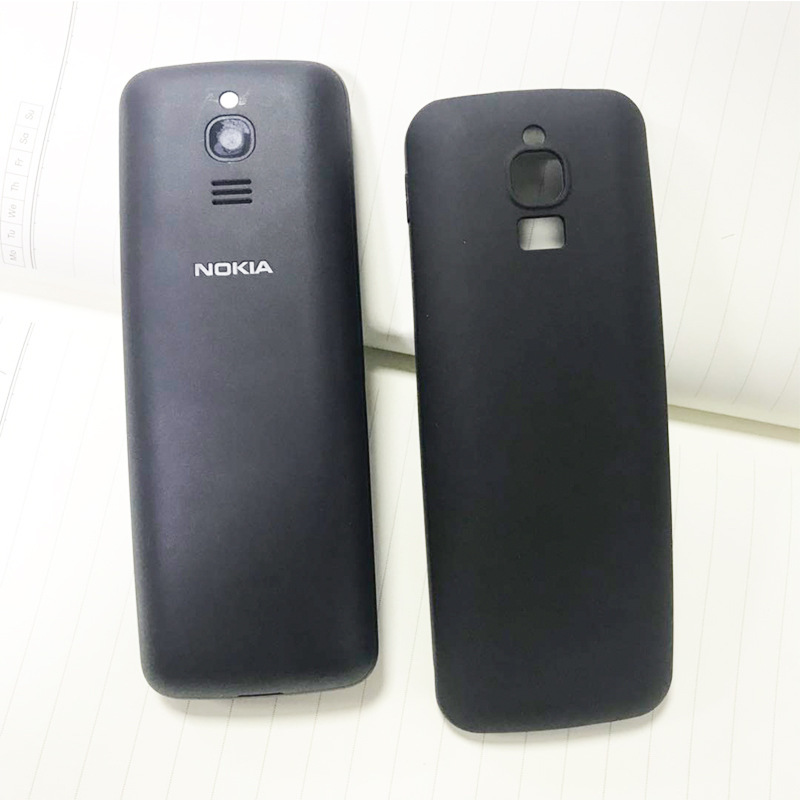 For <font><b>Nokia</b></font> <font><b>8110</b></font> Case ultra thin Silicone soft back cover for <font><b>Nokia</b></font> <font><b>8110</b></font> <font><b>4G</b></font> Black Mattle Phone Cases For <font><b>Nokia</b></font> TA-1059 coque 2.4