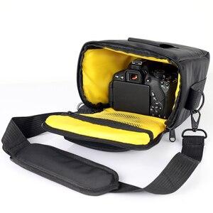 Image 5 - 防水一眼レフカメラバッグケースニコン P1000 P900 S D850 D810 D800 D610 D3500 D3400 D5600 D5500 D750 D7500 d7200