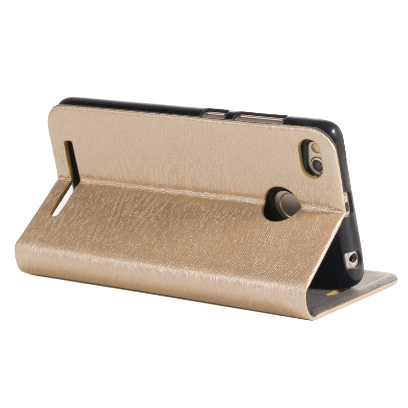 Image 5 - Leather Case For Xiaomi Redmi 3S Redmi 3X Flip Phone Case For Xiaomi Redmi 3 Business Book Case For Xiaomi Redmi 4X Back Cover-in Flip Cases from Cellphones & Telecommunications