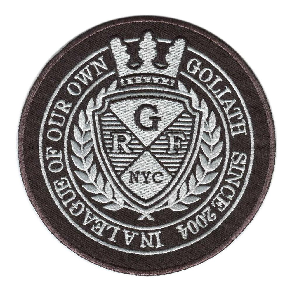 Reasonable Price Badges Patches Custom Security Patches Embroidery Patches For Clothing Sewn-on Backing Uniform Patch