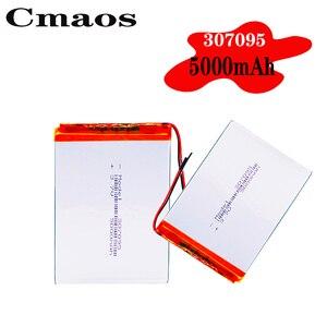 Special offer MP3 speakers Polymer battery 5000 mah 3.7 V 307095 Li-ion battery for dvr,GPS,mp3,mp4,DVD power bank,speaker