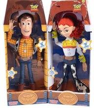 2020 brinquedo falando jessie amadeirado pvc ação brinquedo figuras modelo brinquedos crianças presente de aniversário collectible boneca frete grátis