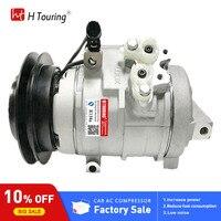 For denso 10s17c ac compressor for Mitsubishi Pajero Shogun 7813A085 7813A084 4471907053 4471907050 4471907065 4471907069