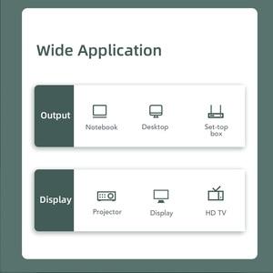 Image 5 - CABLETIME Cổng Hiển Thị To DVI Adapter Nam Đến Nữ Năng Động DP Convertor Sang DVI Extention 1080P 3D Cho HDTV máy Tính Máy Chiếu C080