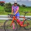 Kafitt triathlon manga curta camisa de ciclismo terno ciclismo wear shorts terno completo ropa ciclismo secagem rápida jérsei maillot 8