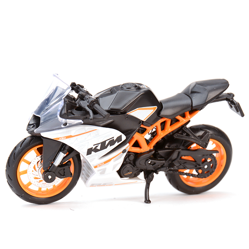 Maisto 1:18 KTM RC 390 690 640 Duke 450 520 525 Diecast Alloy Motorcycle Model Toy