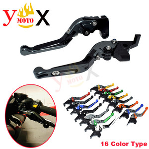 CNC Folding Extendable Brake Clutch Levers For Ducati ST3/S/ABS 03-07 SPORT 1000 S2R 1000 06-09 GT 1000 06-10 PAUL SMART LE 2006(China)