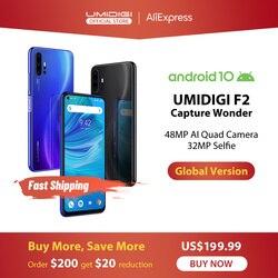 Umidigi f2 android 10 bandas globais 6.53
