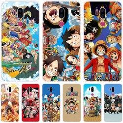 На Алиэкспресс купить чехол для смартфона hot anime one piece phone case for lg g5 g6 mini g7 g8 g8s v20 v30 v40 v50 thinq q6 q7 q8 q60 k50 w30 aristo 2 x power 2 3 cover