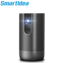 Smartldea D29 Draagbare 3D Dlp Projector Inheemse Full Hd 1920 1080P Handheld Android Wifi 4K Beamer Bouwen Batterij thuis Proyector
