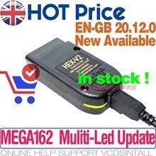 VAG COM 21.3.0 Auto diagnose Kabel VAGCOM HEX V2 VW AUDI VCDSscan VCI Multi sprache Multi Farbe LED Lange kabel 200CM Update L