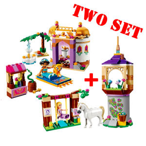 10434 10564 Jasmine Princess Exotic Palace Building Bricks Blocks Sets Best gift Toys Compatible Friends 41061 for girls