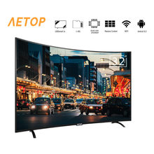 Frete grátis-alta qualidade mini tv 32 polegada televisão 2k hd android smart curva tv com preço barato