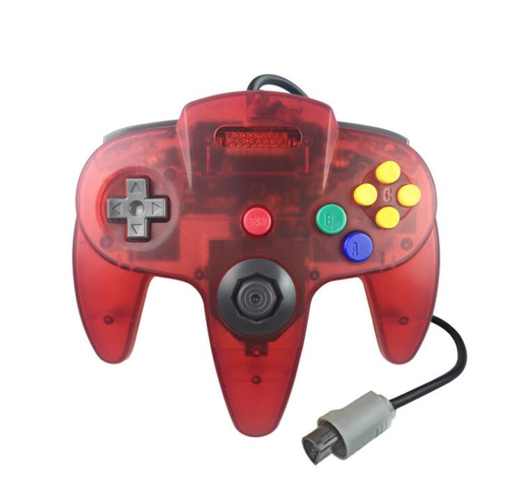 Gamepad Wired Controller Joypad For Gamecube Joystick Game Accessories For Nintend N64