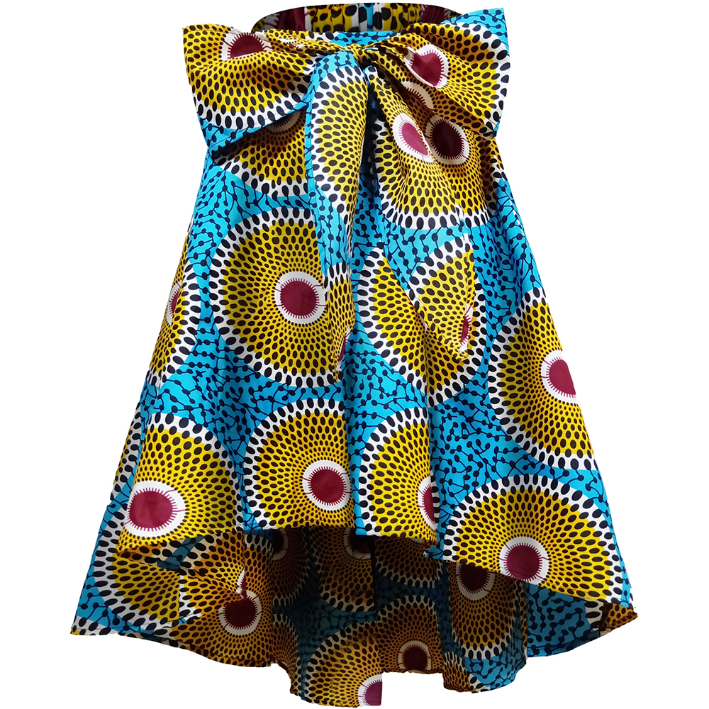 African Women Clothes African Skirt Fashion Traditional African Clothes High Waist Skirt Ankara Print Skirt African Clothes