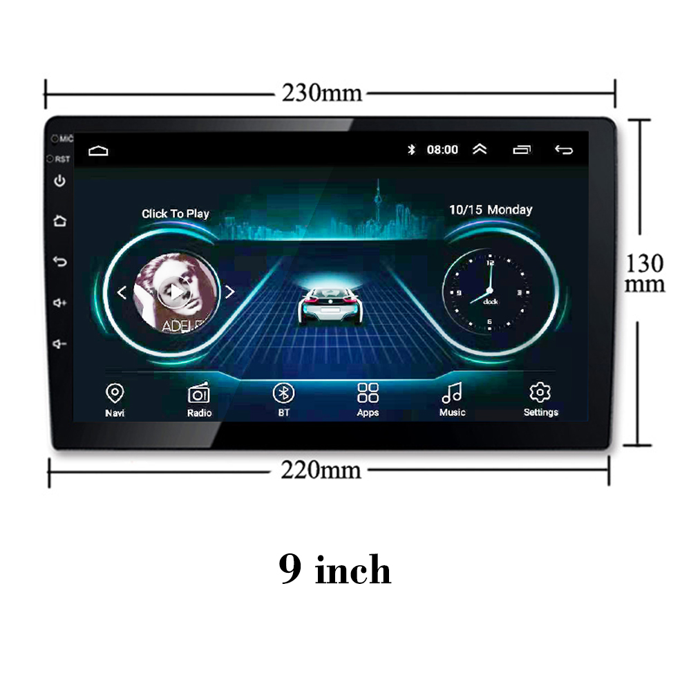 Car Multimedia System for 2012 2018 Mazda BT 50 BT 50 BT50 AutoRadio Audio Stereo Rear View Camera Video Player SWC Mirror Link - 4