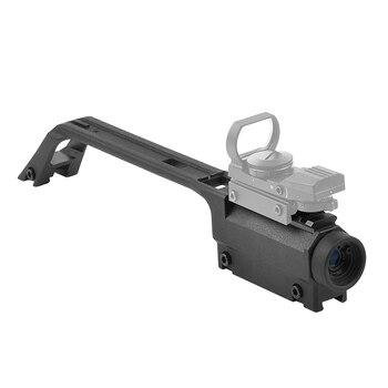 جديد 3.5x20 G36 عبر نطاق بندقية عالية الجودة ل MP5 المعادن البصر ويفر السكك الحديدية جبل