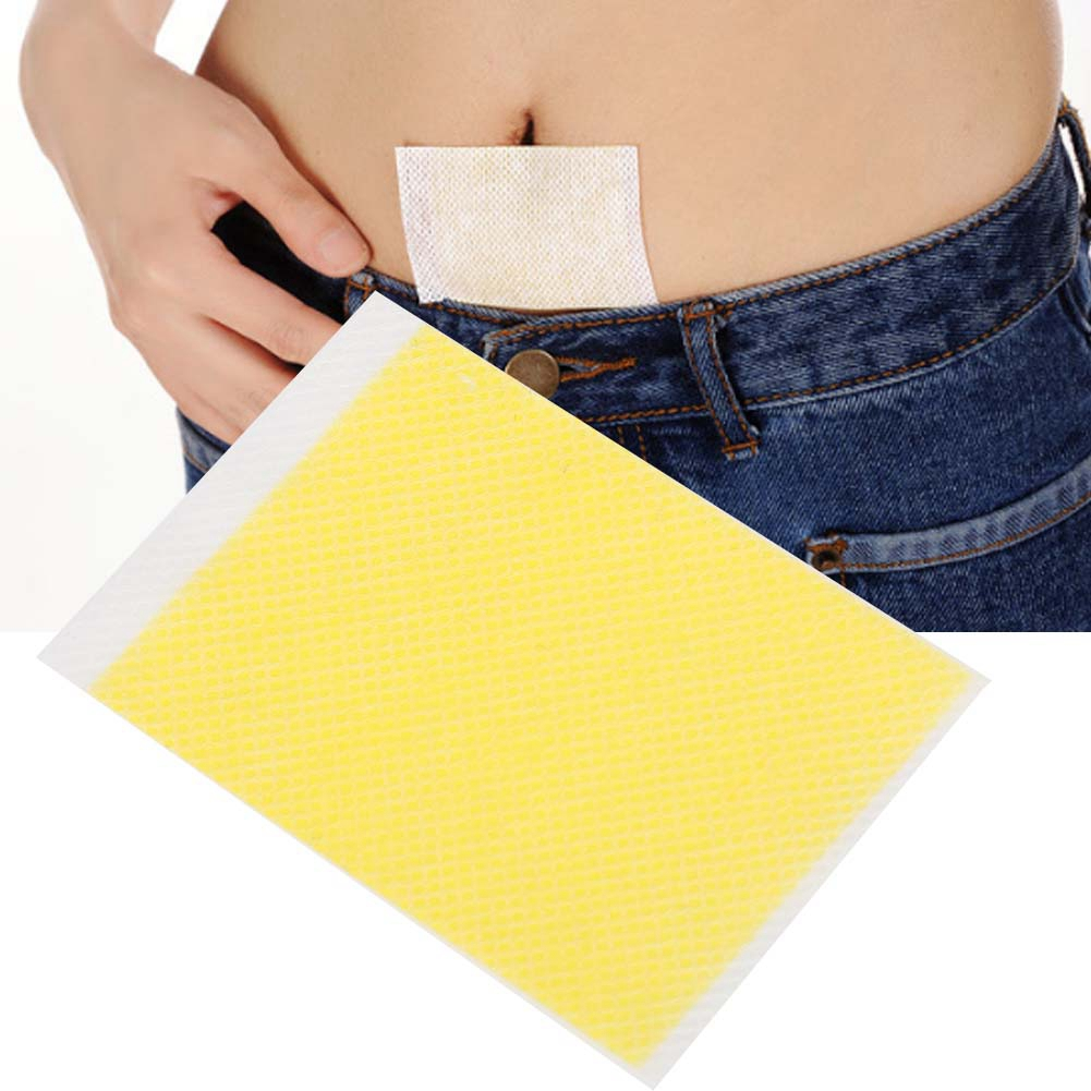 10Pcs/Bag Slimming Patches Navel Sticker For Losing Weight Cellulite Fat Burner Paste Belly Waist Slimming Fat Burning Products