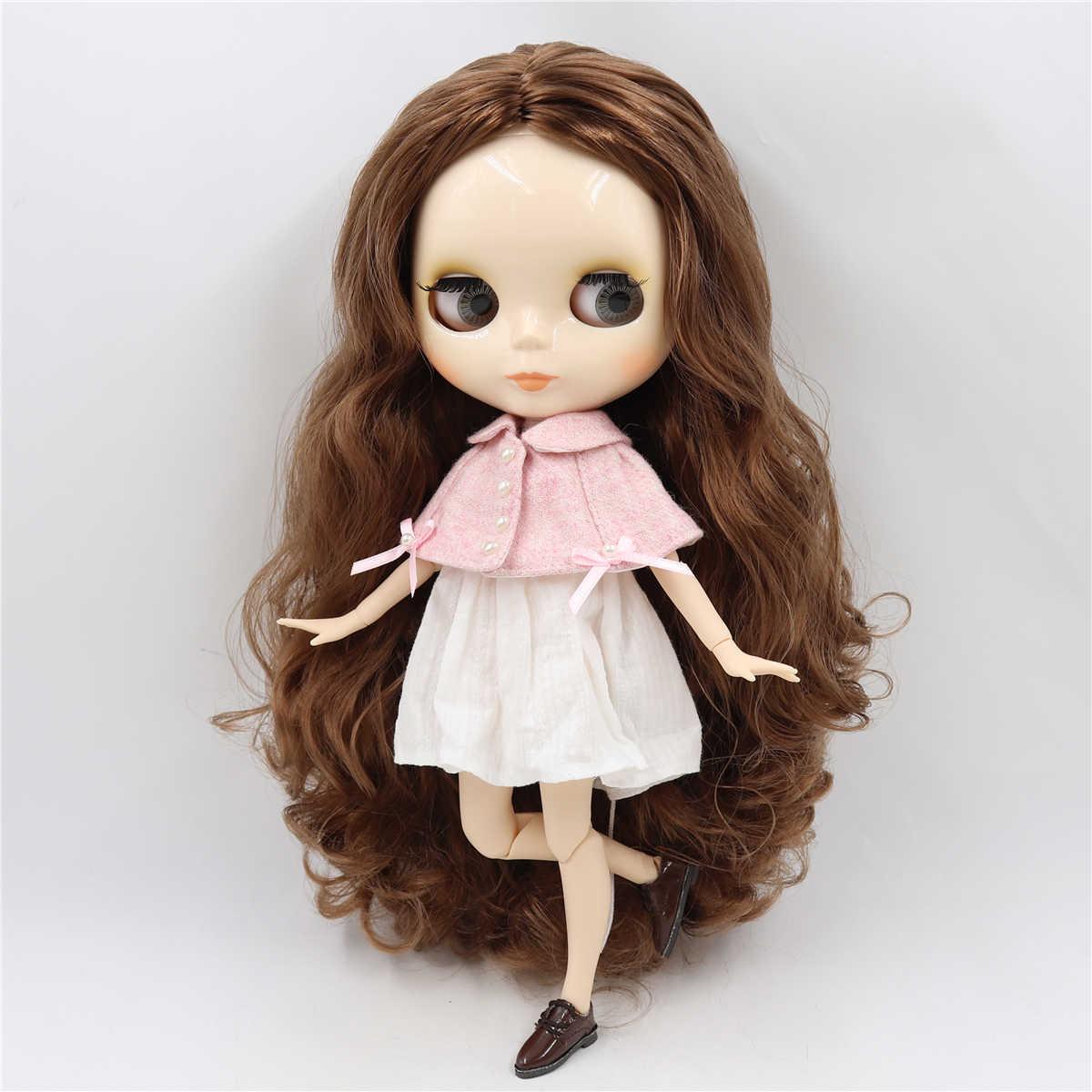 ICY factory blyth muñeca de juguete Cuerpo Conjunto bjd piel blanca cara brillante 1/6 juguete 30cm en oferta OFERTA ESPECIAL
