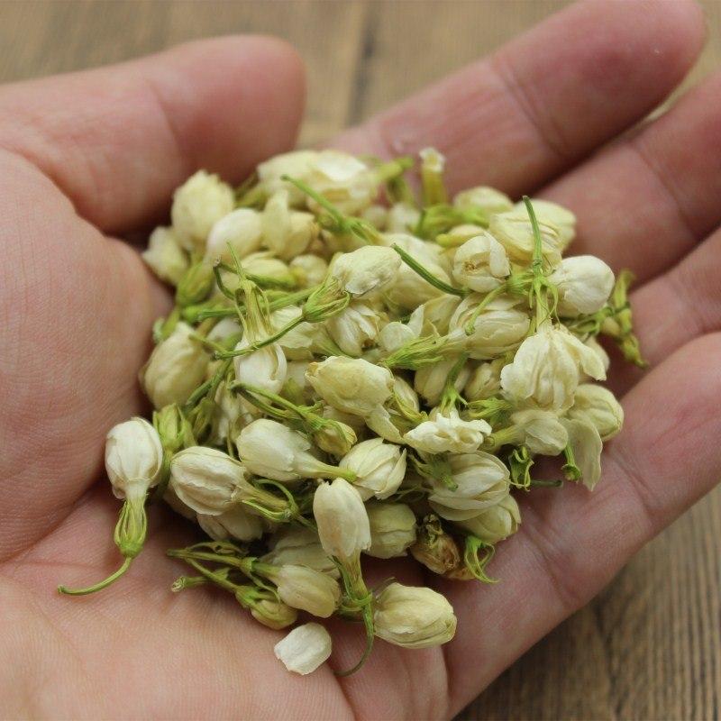200g Promotion China 100%Natural Freshest Jasmine Tea Flower Tea Organic Food Green Tea Health Care Weight Loss Scented Tea Food 2