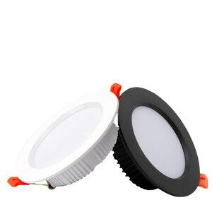Image 2 - LED Downlight 12V DC 3W 5W 7W 9W LED Spot light Mini AC12V voltage Waterproof LED decoration Ceiling Lamp Bathroom Panel Light