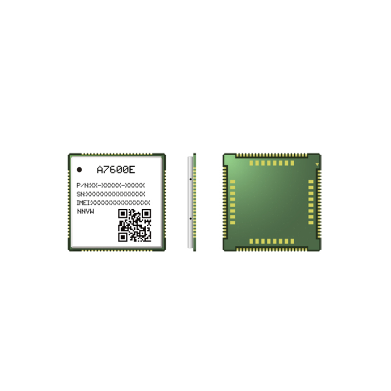 SIMCOM A7600E LTE-FDD LTE-TDD GSM GPRS EDGE LTE Cat-1 Module LCC+LGA Package Suitable For LTE GSM Network AT Compatible SIM7600