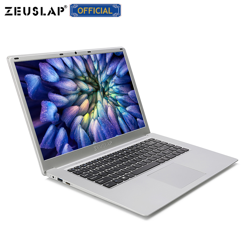15,6-дюймовый 8 ГБ ОЗУ до 2 ТБ HDD Intel четырехъядерный процессор 1920*1080P Full HD Win10 система онлайн игровой ноутбук