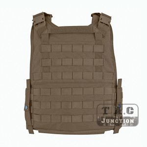 Image 4 - Emerson Tactical Compact Vest SPC Style High Speed Plate Carrier Adjustable Vest w/ Triple For M4 M16 Magazine Mag Pouch