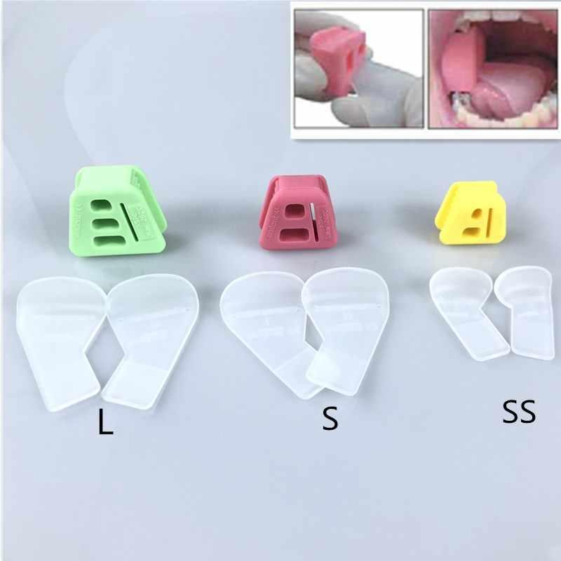ทันตกรรม Retractor เปิดปากยางซิลิโคนเปิดปากยับยั้งลิ้นแก้ม Retractor ทันตกรรมจัดฟันรั้ง