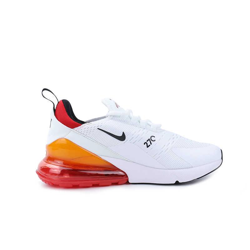 أصيلة الأصلي نايك الجوية ماكس 270 الرجال احذية الجري الاتجاه أزياء الرياضة في الهواء الطلق الكلاسيكية تنفس 2019 جديد BV2523-100