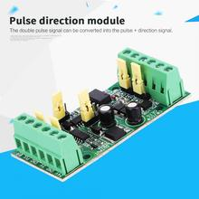 Double Pulse to Pulse Direction Conversion driver module for Signal Stepping CCW-PD Servo Drive PLC 5V 24V Motor driver module servo driver for mr j2s 60b