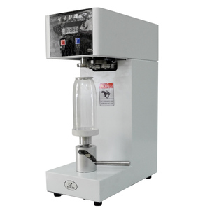 Image 5 - XEOLEO máquina selladora de latas de 55mm, selladora de botellas de bebida para 330ml/500/650ml, sellador de latas de té de la leche PET/Café, 220V/110V