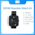 DSTIKE Deauther Watch V2 ESP8266 программируемая смарт-плата разработки Arduino