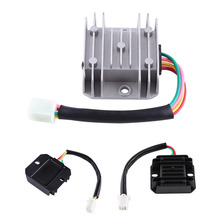 Current-Rectifier Voltage-Regulator Scooter Motorcycle Autostabilizer 4-Wires Universal