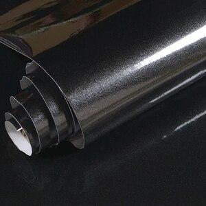 Image 4 - 3D marmur folia winylowa samoprzylepne wodoodporne tapety do łazienki szafki kuchenne blaty papier przylepny naklejka ścienna z PVC