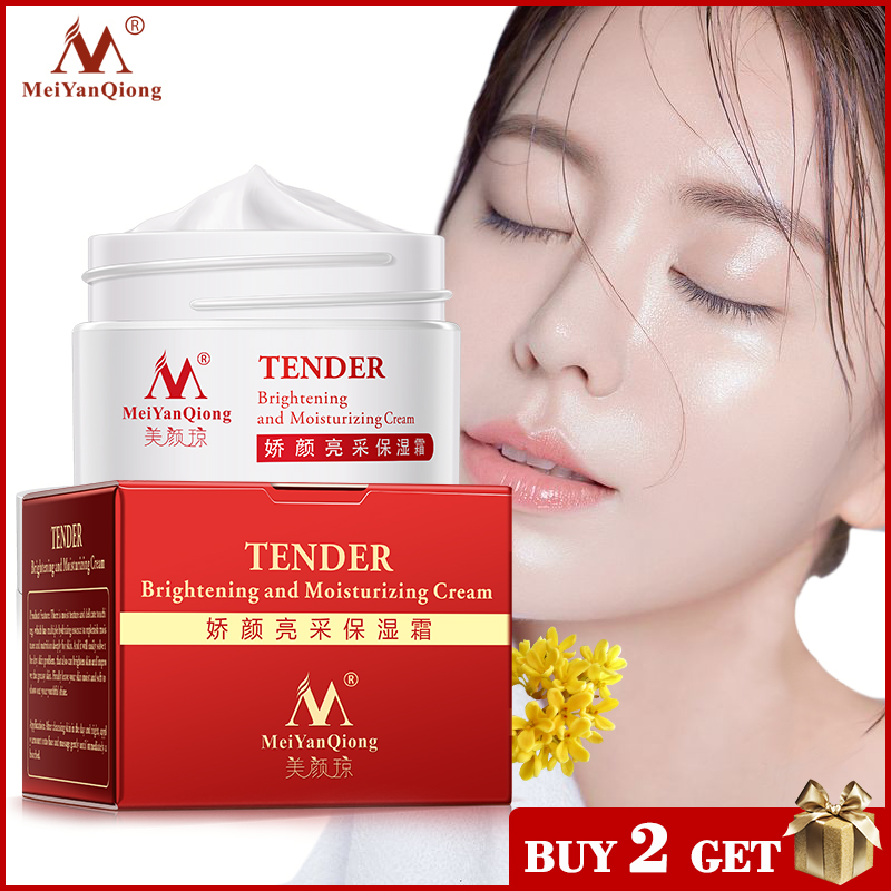Moisture Cream Shrink Pores Skin Care Face Lift Essence Tender Anti-Aging Whitening Wrinkle Removal Face Cream Hyaluronic Acid