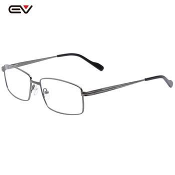 Titanium Rectangle Eyeglasses w/spring Hinge Computer Eyeglasses Light Weight Titanium Glasses Frame Optical Eyeglasses Rxable фото