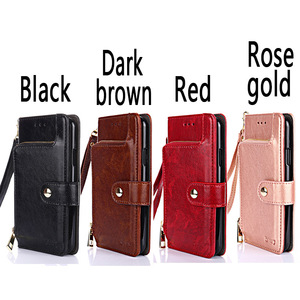 Image 2 - Leather Wallet Phone Case For LG Velvet 5G W10 W30 Plus X2 X4 2019 Flip Leather Cover For LG X Power 2 Stylus Stylo 5 4 3 Plus