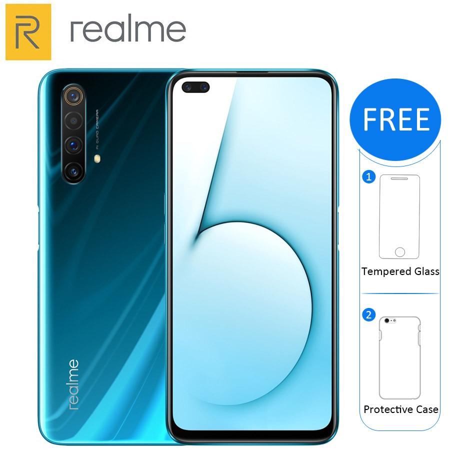Realme X50 5G telefon komórkowy 256GB /128GB ROM 12GB /8GB RAM 6.57