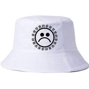 Новые панамские шляпы с вышитыми мордочками для кемпинга, походов, охоты, рыбалки, прогулок, Боба, Chapeau, хлопковая Панама, Кепка в стиле хип-хо...