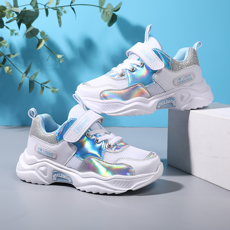2020 Spring New Shoes Girls Boys Sneaker Kids Shoes Fashion Breathable Casual Sports Kids Shoes For Girls Boys Children Shoes|Running Shoes| |  - title=