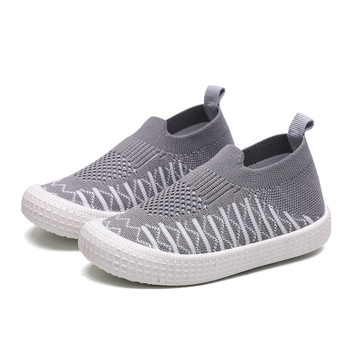 Children Shoes Boys Sneakers Girls Casual Shoes Kids Sports Running Flat Shoes Breathable For Toddlers Boy Girl Slip-on Soft New 2020 new children shoes boys sneakers girls sport shoes child casual breathable kids running sandalias baby boy girl shoes 23 32